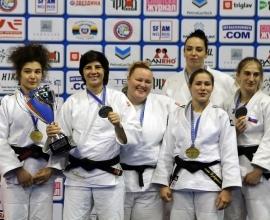 Возвращение в «Золотую Лигу» женской команды «Явара-Нева»